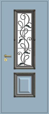 входные металлические двери сзао