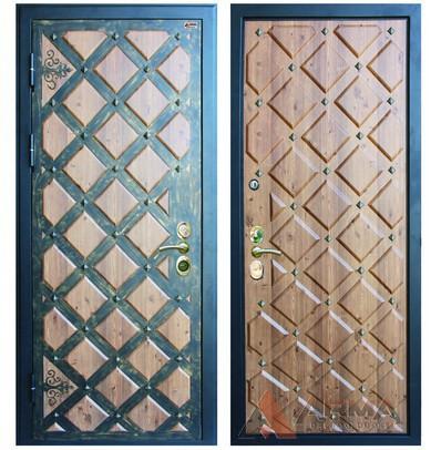 "Двери серии ""Сундук"""