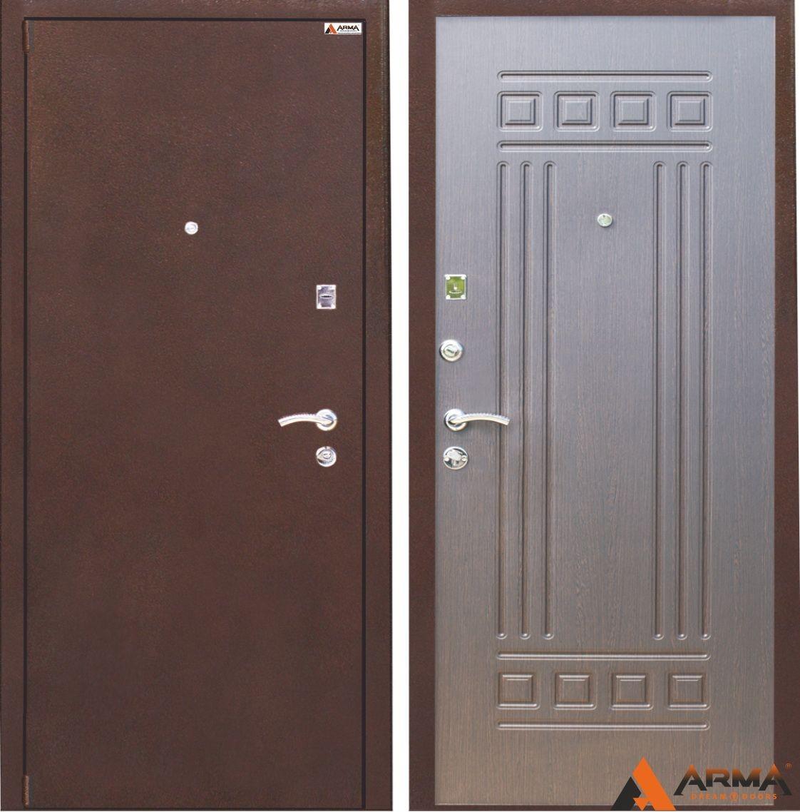 """Двери серии """"Стандарт 1"""""""