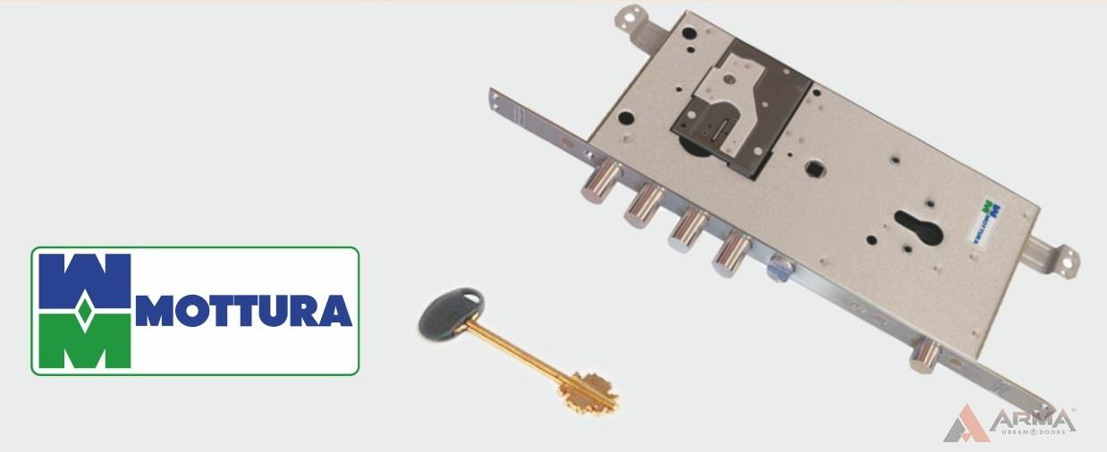 Mottura 939 my key двухсистемный