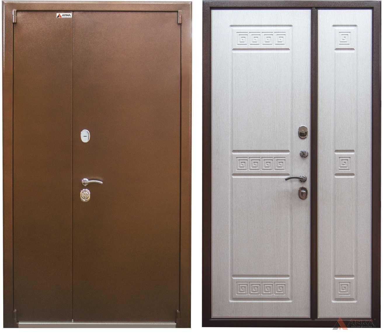 """Двери серии """"Эконом"""""""