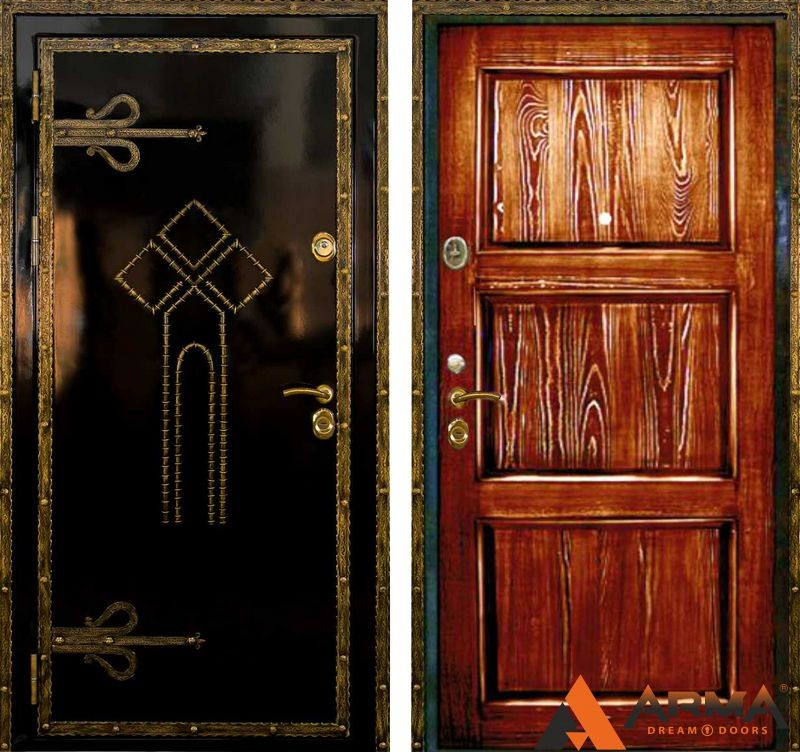 "Двери серии ""Камелот"""