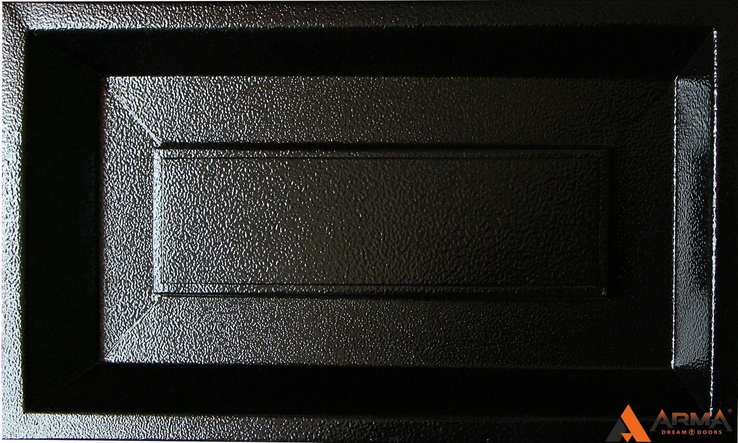 Шагрень черная + цинкогрунт
