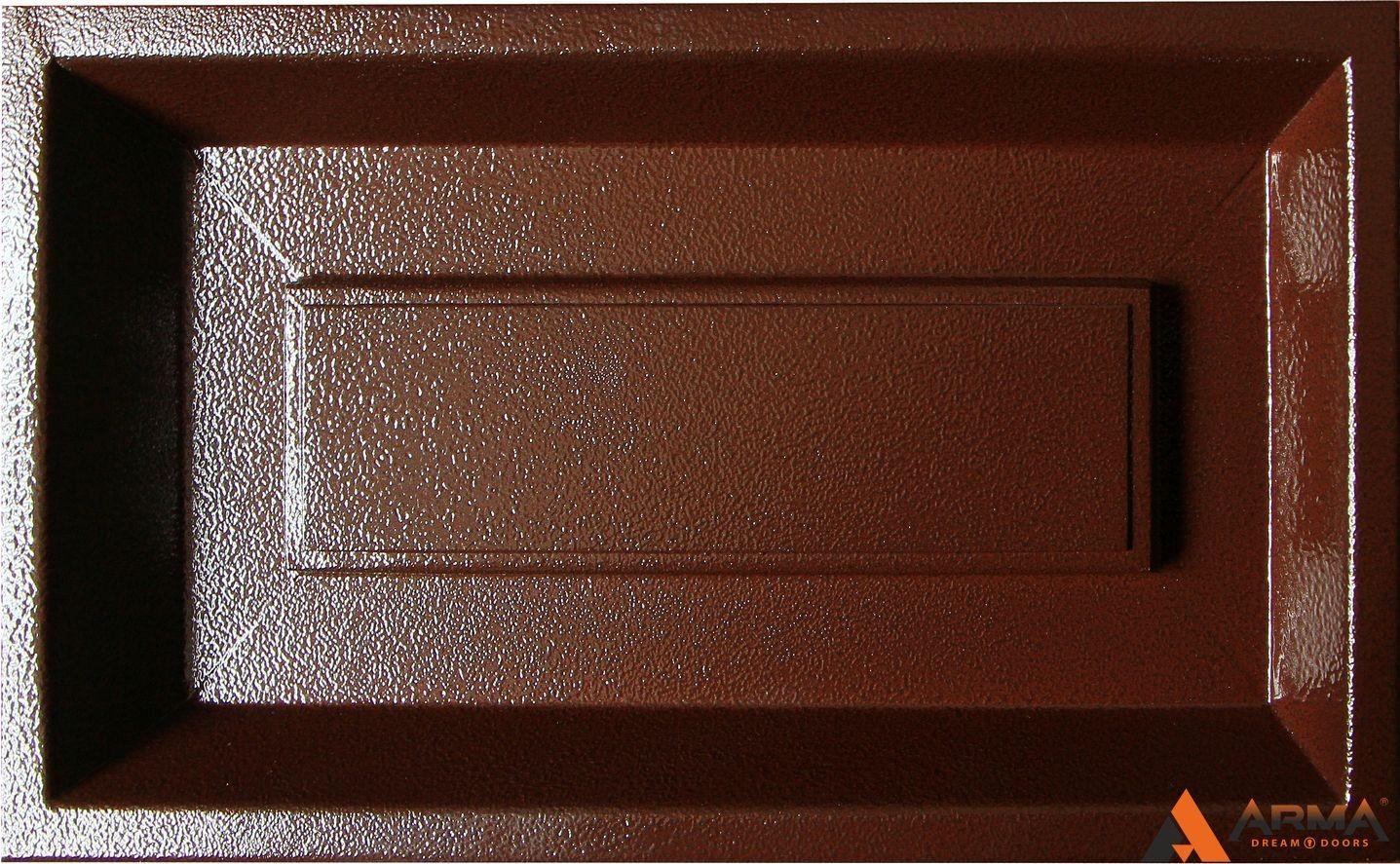 Молоток коричневый + цинкогрунт