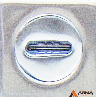 Накладка под Fuaro (Фуаро) сувальдный ключ SC KM SN/CP-3