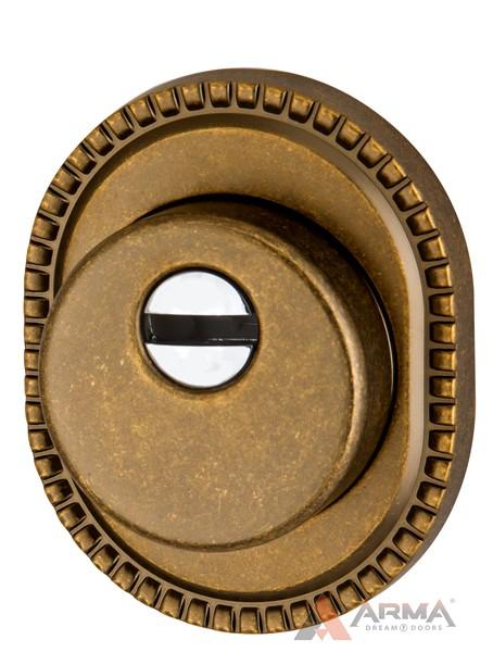 Броненакладка на Armadillo (Армадилло) ЦМ ETATC-Protector 1CL-25 OB-13 античная бронза