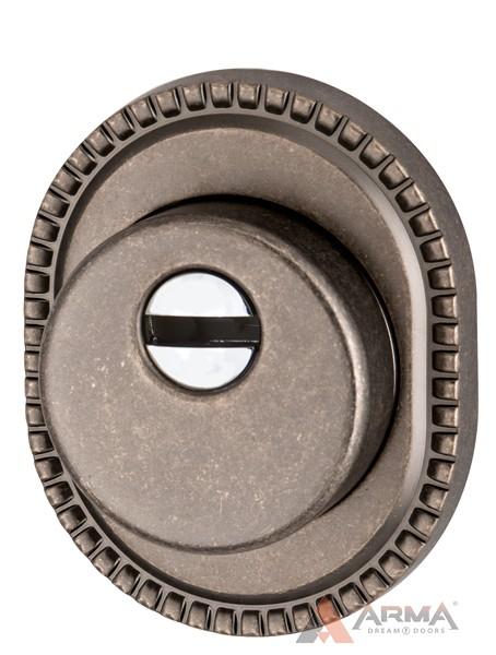 Броненакладка на Armadillo (Армадилло) ЦМ ETATC-Protector 1CL-25 AS-9 античное серебро