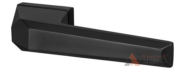 Ручка раздельная Armadillo (Армадилло) STONE UCS BL-26 Черный