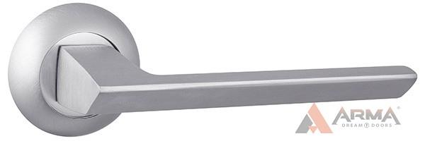 Ручка раздельная Punto (Пунто) BLADE TL SSC-16 Сатинированный хром