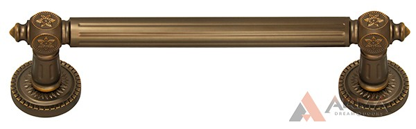 Ручка-скоба Matador Armadillo (Армадилло) PULL CL BB-17 Коричневая бронза