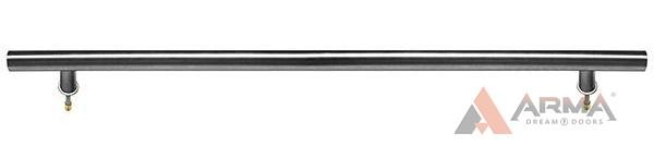 Ручка-скоба PH-22-25 825-INOX Fuaro (Фуаро) (нержавейка)