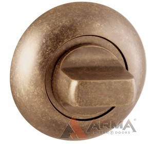Ручка поворотная Punto (Пунто) BK6 ZR OB-13 Античная бронза