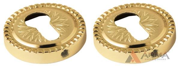 Накладка CYLINDER Armadillo (Армадилло) ETCL-GOLD-24 Золото 24К
