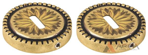 Накладка NORMAL Armadillo (Армадилло) PSCL-FG-10 Французское золото
