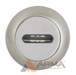 Накладка под Fuaro (Фуаро) сувальдный ключ SC RM SNCP-3