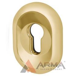 Ключевина Крит Кл-11-Лб (Золото) под цилиндр