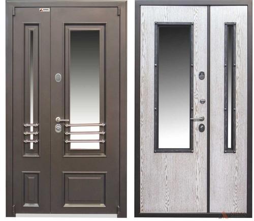 """Двери серии """"Чикаго Glass"""""""
