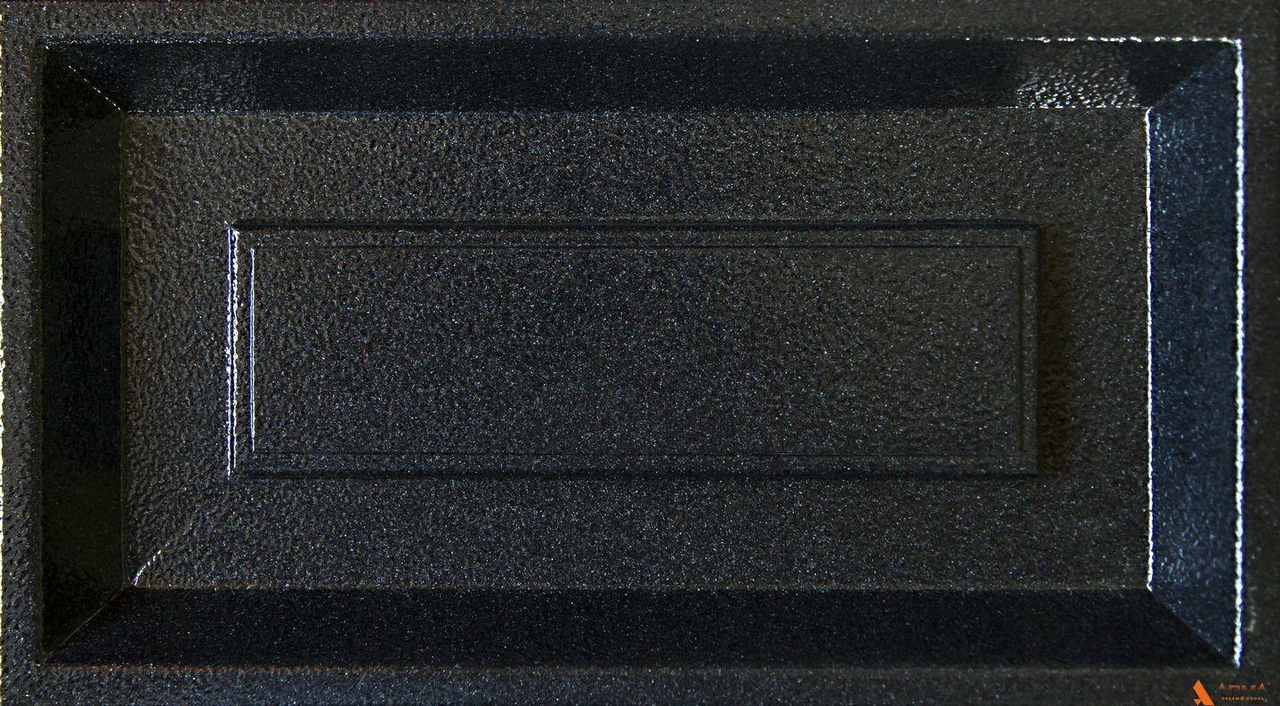 Антик букле черный RX 4039