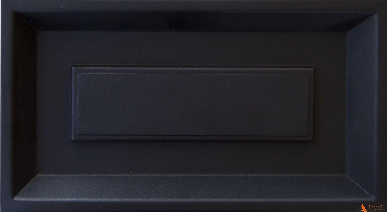 Муар черный RAL 9005 SN3019