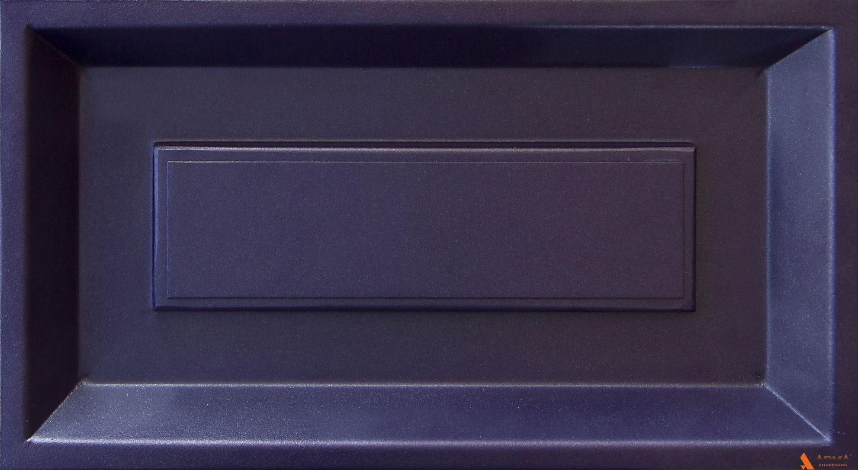 Муар фиолетовый с блестками Y2305I