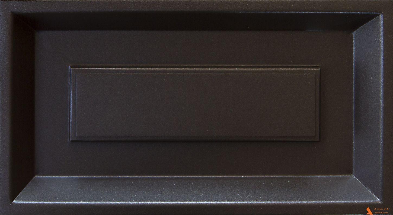 Муар темно-серый с блестками YW366F