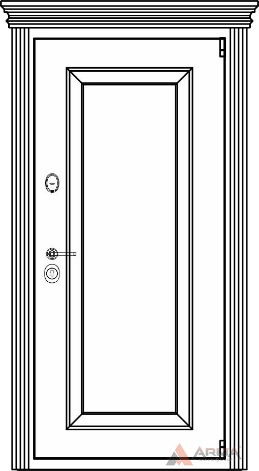СБ-1 + капитель + наличники империал без каблучков