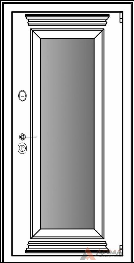 СБ-1 окно + карнизы