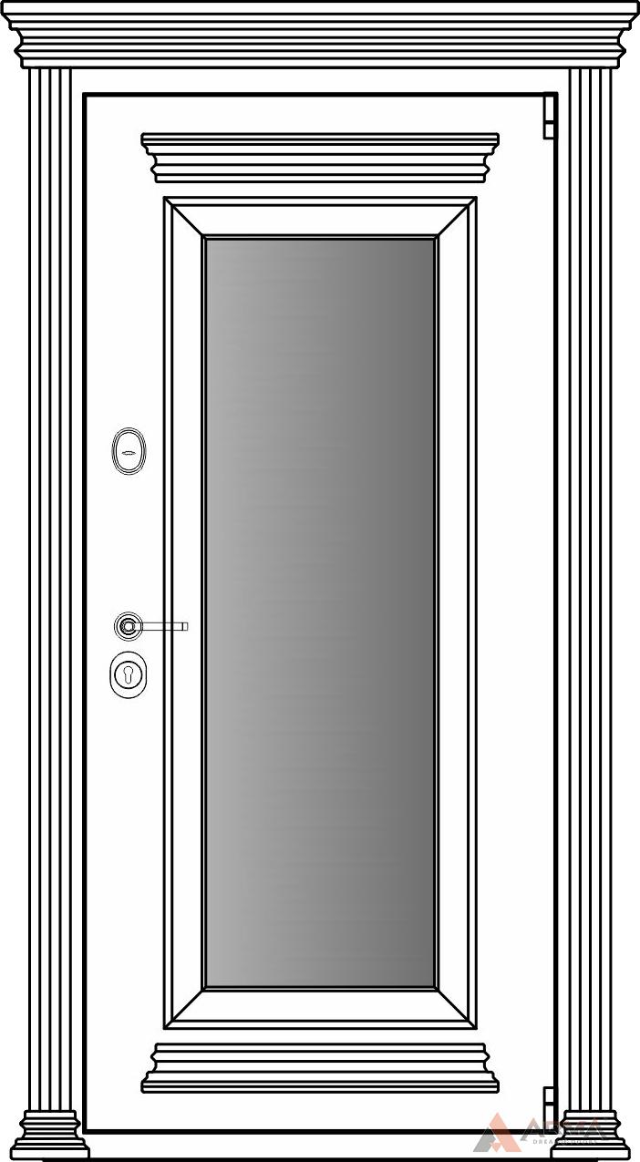 СБ-1 окно Империал