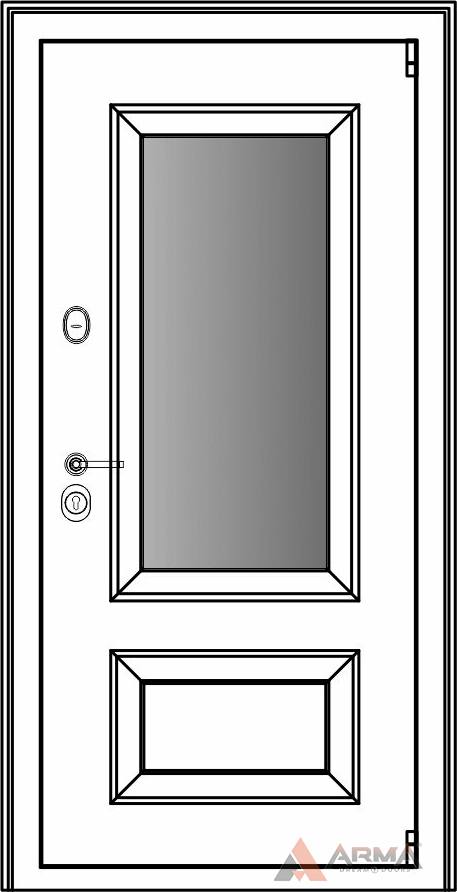 СБ-3 окно