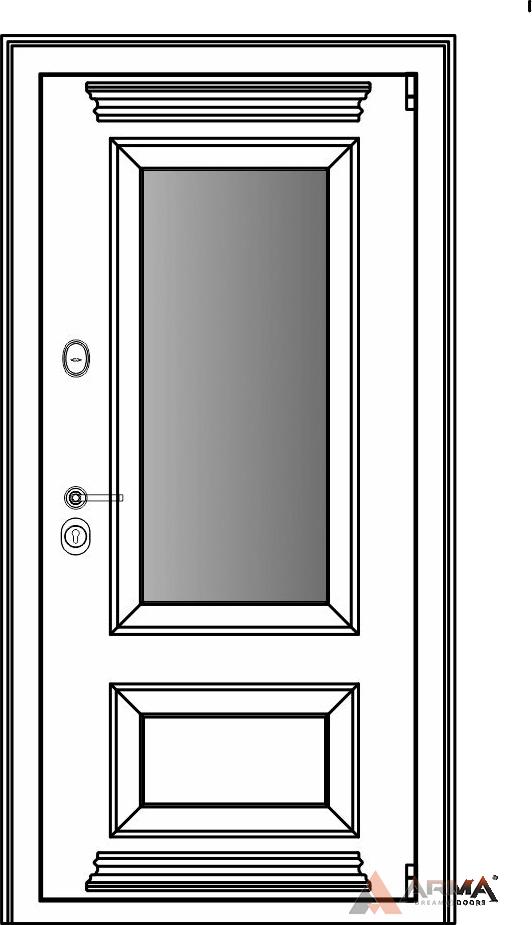 СБ-3 окно + карнизы