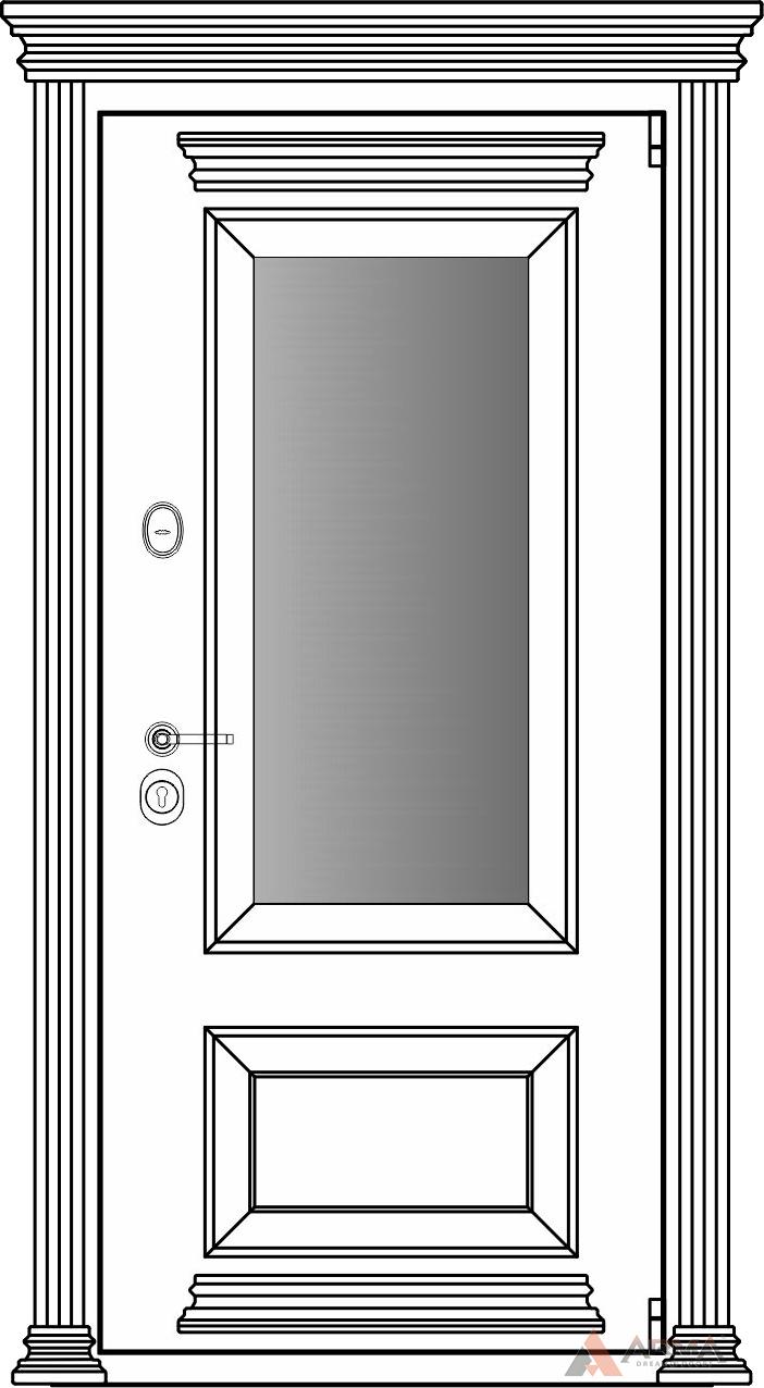 СБ-3 окно Империал