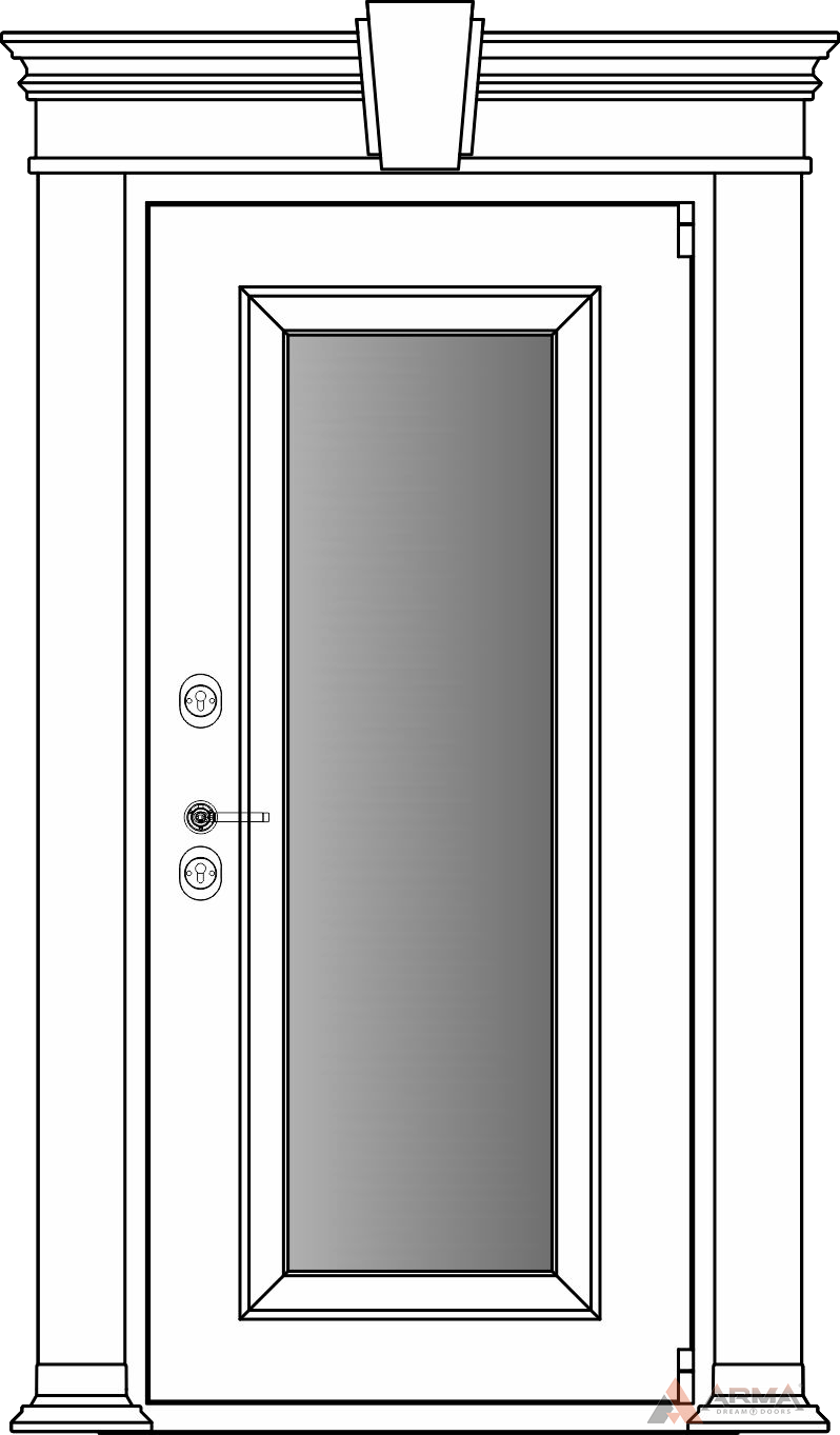 GRAF-1 окно